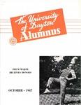 The University of Dayton Alumnus, October 1947 by University of Dayton Magazine