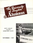 The University of Dayton Alumnus, November 1947 by University of Dayton Magazine
