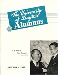 The University of Dayton Alumnus, January 1948