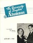 The University of Dayton Alumnus, January 1948 by University of Dayton Magazine