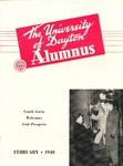 The University of Dayton Alumnus, February 1948