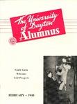 The University of Dayton Alumnus, February 1948 by University of Dayton Magazine