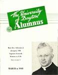 The University of Dayton Alumnus, March 1948 by University of Dayton Magazine