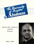 The University of Dayton Alumnus, May 1948