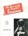 The University of Dayton Alumnus, January 1949 by University of Dayton Magazine