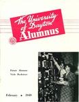 The University of Dayton Alumnus, February 1949 by University of Dayton Magazine