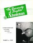 The University of Dayton Alumnus, March 1949 by University of Dayton Magazine