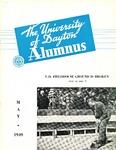 The University of Dayton Alumnus, May 1949 by University of Dayton Magazine