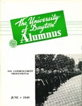 The University of Dayton Alumnus, June 1949 by University of Dayton Magazine