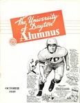 The University of Dayton Alumnus, October 1949 by University of Dayton Magazine