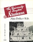The University of Dayton Alumnus, November 1949