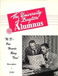 The University of Dayton Alumnus, December 1949 by University of Dayton Magazine