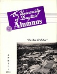 The University of Dayton Alumnus, April 1951 by University of Dayton Magazine