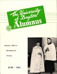 The University of Dayton Alumnus, June 1951 by University of Dayton Magazine