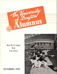 The University of Dayton Alumnus, October 1951 by University of Dayton Magazine