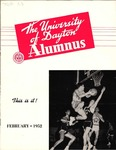 The University of Dayton Alumnus, February 1952 by University of Dayton Magazine