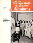 The University of Dayton Alumnus, September 1952