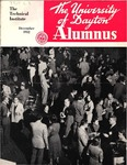 The University of Dayton Alumnus, December 1952 by University of Dayton Magazine
