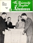The University of Dayton Alumnus, March 1953 by University of Dayton Magazine