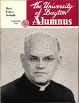The University of Dayton Alumnus, September 1953 by University of Dayton Magazine