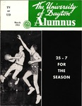The University of Dayton Alumnus, March 1954