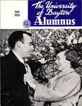 The University of Dayton Alumnus, June 1954 by University of Dayton Magazine