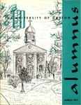 The University of Dayton Alumnus, March 1957 by University of Dayton Magazine