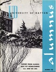The University of Dayton Alumnus, December 1958 by University of Dayton Magazine