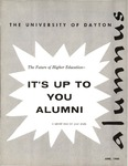 The University of Dayton Alumnus, June 1960 by University of Dayton Magazine