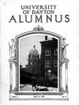The University of Dayton Alumnus, April 1929 by University of Dayton Magazine