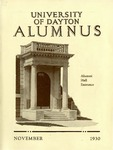 The University of Dayton Alumnus, November 1930