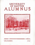 The University of Dayton Alumnus, December 1930