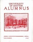 The University of Dayton Alumnus, December 1930 by University of Dayton Magazine