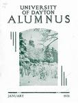 The University of Dayton Alumnus, January 1931 by University of Dayton Magazine