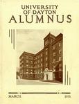 The University of Dayton Alumnus, March 1931 by University of Dayton Magazine