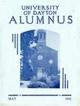 The University of Dayton Alumnus, May 1931 by University of Dayton Magazine
