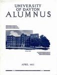 The University of Dayton Alumnus, April 1932 by University of Dayton Magazine