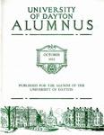 The University of Dayton Alumnus, October 1932 by University of Dayton Magazine
