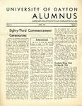 The University of Dayton Alumnus, June 1933 by University of Dayton Magazine