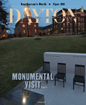 University of Dayton Magazine, Spring 2016 by University of Dayton Magazine