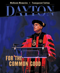 University of Dayton Magazine. Summer 2017 by University of Dayton Magazine