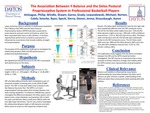 The Association between Y-Balance and the Delos Postural Proprioceptive System in Professional Basketball Players