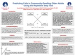 Predicting Falls in Community-Dwelling Older Adults Using the Repetitive Step Test