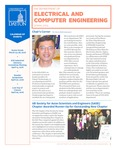 The Department of Electrical and Computer Engineering Newsletter by University of Dayton. Department of Electrical and Computer Engineering