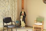 Statue of St. John Eudes by Glenn Plungis