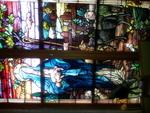Good Shepherdess Window: Detail by Glenn Plungis