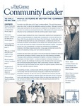 Community Leader, Vol. 06, No. 02 by University of Dayton. Fitz Center for Leadership in Community