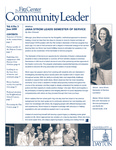 Community Leader, Vol. 06, No. 03 by University of Dayton. Fitz Center for Leadership in Community
