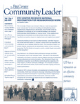 Community Leader, Vol. 07, No. 03 by University of Dayton. Fitz Center for Leadership in Community