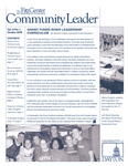 Community Leader, Vol. 08, No. 01 by University of Dayton. Fitz Center for Leadership in Community